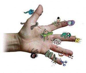 Как избавиться от грибка ногтей дегтярным мылом 3