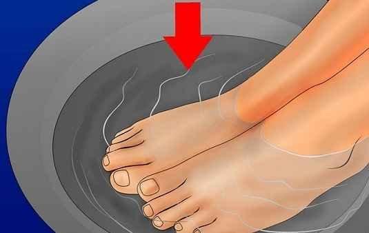 Самый быстрый способ избавиться от грибка ногтей на ногах