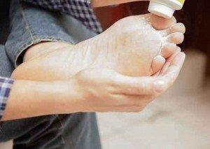 Личная защита против грибка ногтей на ногах 3